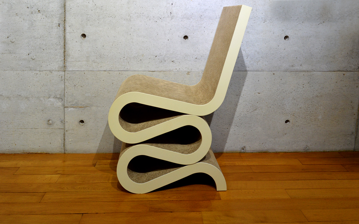 Chair collections Frank O. Gehry