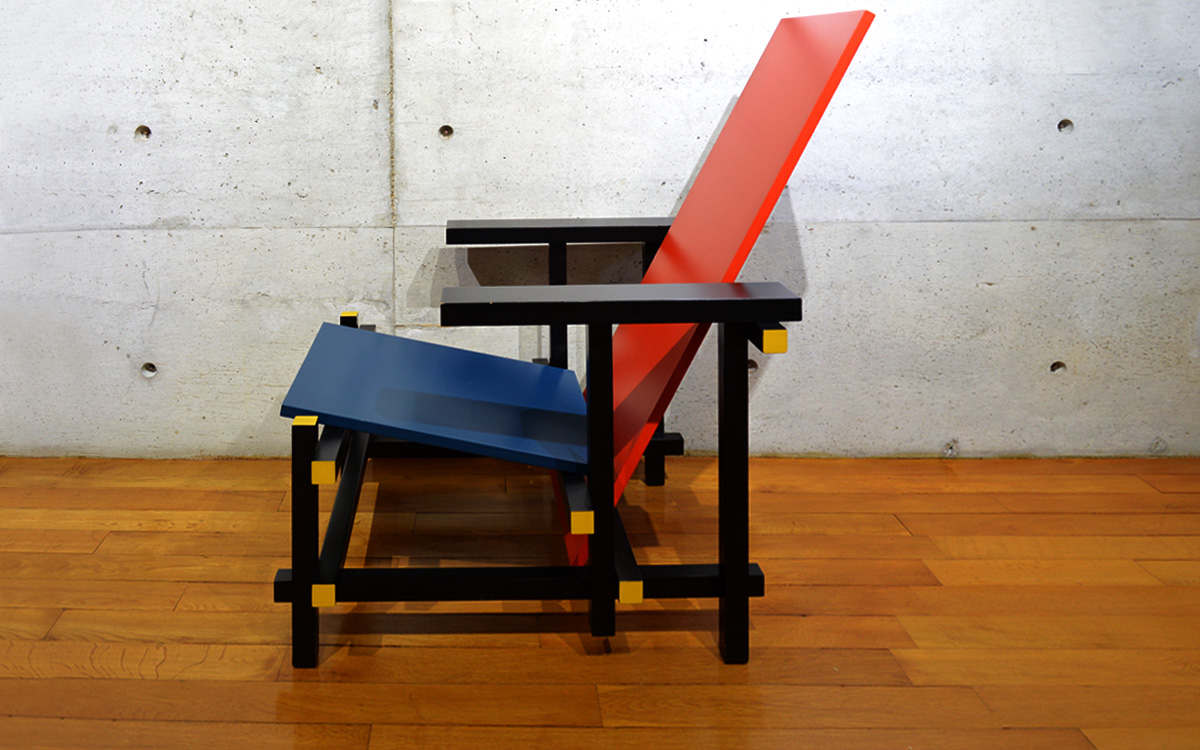 Gerrit Thomas Rietveld|ヘーリット・トーマス・リートヘルト